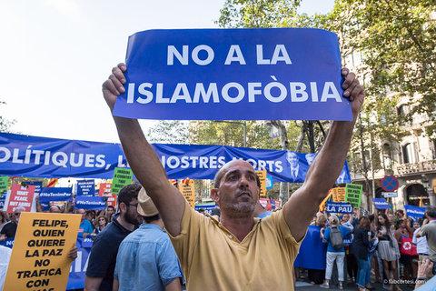 No a la Islamofòbia