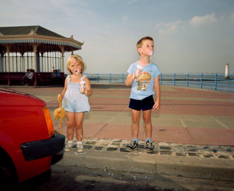Martin Parr - Enkster - cultura fotografica