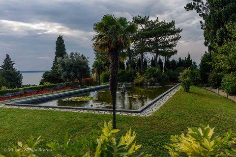 Parco castello Duino
