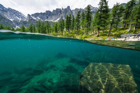 Lago Nero (Devero Ossola)