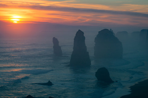 The Twelve Apostles, Great Ocean Road, Victoria - Australia