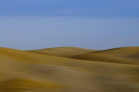 """Dune"" in Val d'Orcia"
