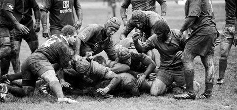 Partita di Rugby di Serie A 2013