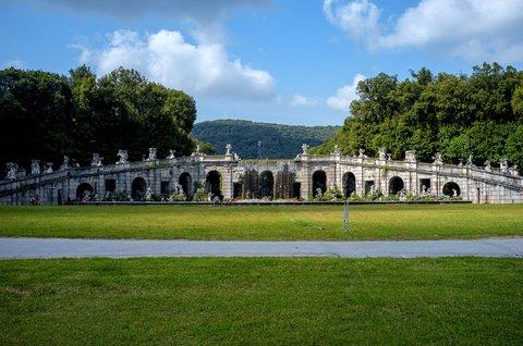 La reggia di Caserta e il suo parco