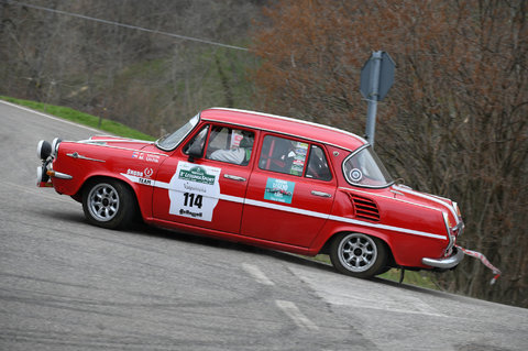 Rally Lessinia Sport 2018