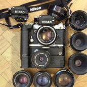 Arsenico e vecchie Nikon