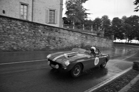 Bergamo Historic Gran Prix 2018 alla vecchia maniera