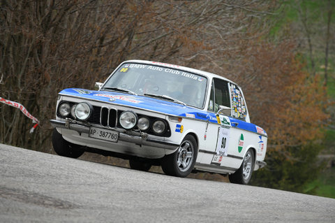 BMW Tii 2002