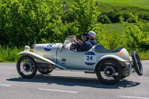 Bugatti T 23 Brescia del 1925