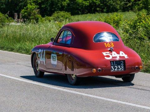 "Fiat 1100 S MM Berlinetta ""Il Gobbone"" del 1948"
