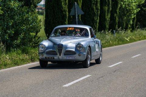 Alfa Romeo 1900 C Sprint Touring del 1952
