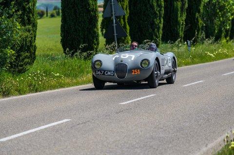 Jaguar C – Type del 1952