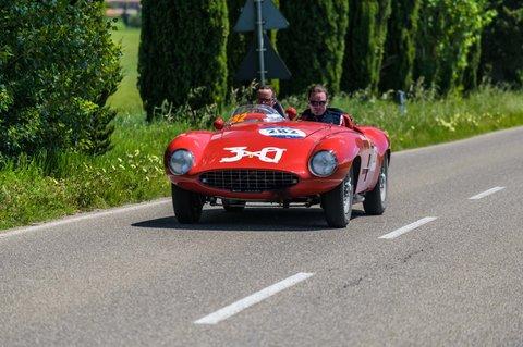 Ferrari 500 Mondial Spider Scaglietti del 1954