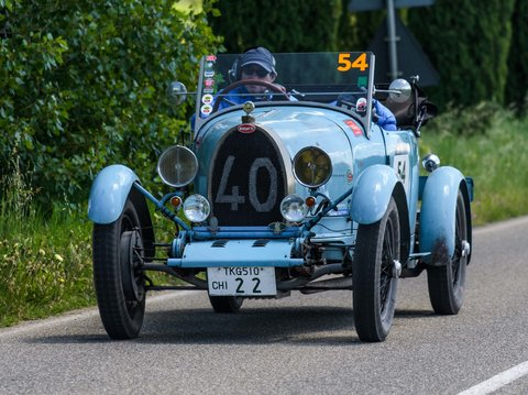 Bugatti T 40 Grand Sport del 1928