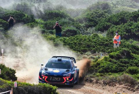 WRC 2018 - Altre immagini