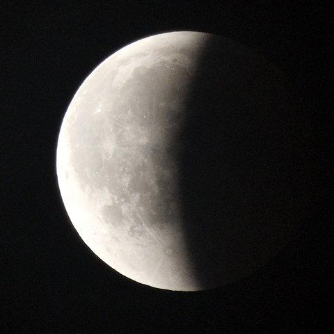 La notte della Luna rossa