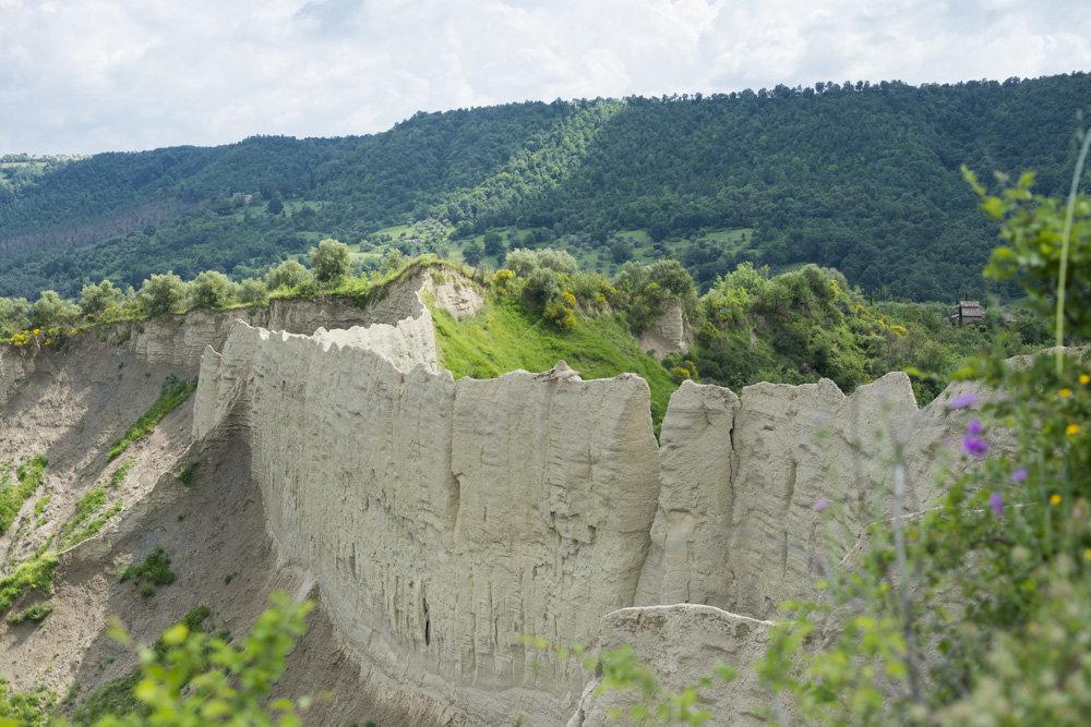 Calanchi Civita di Bagno Regio 3