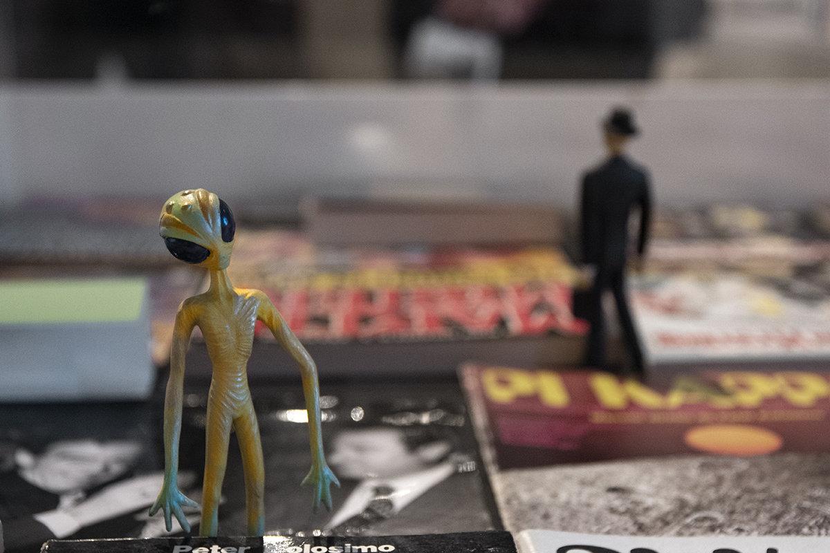 [reportage] Alieni in mostra