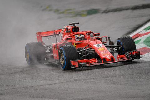 F1 Monza 2018