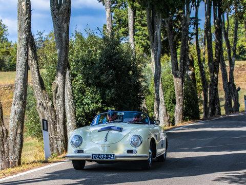 Porsche 356 Cabrio (1955)