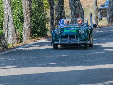 Triumph TR3 (1955)