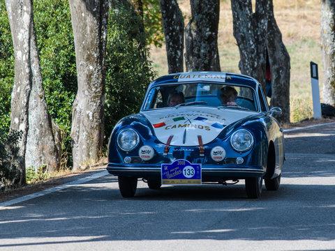Porsche 356 Pre A (1954)