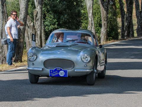 Fiat 8V Zagato (1954)