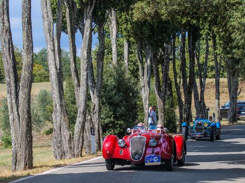 Alfa Romeo 6C 2500 Super Sport Corsa (1939)
