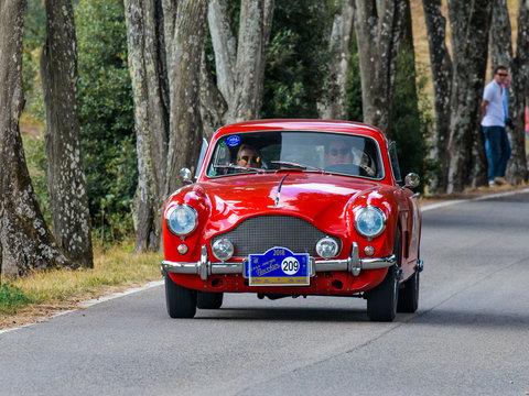Aston Martin DB 2/4 MK III (1957)