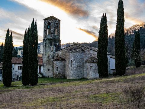Rignano sull'Arno - Chiesa di Sal Leolino