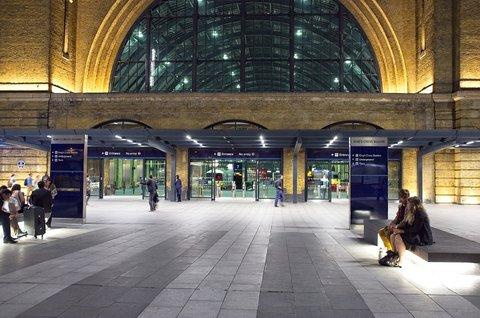 Una stazione - Londra