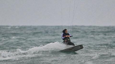 Kite a Febbraio con Bigma 60-600 su Z6