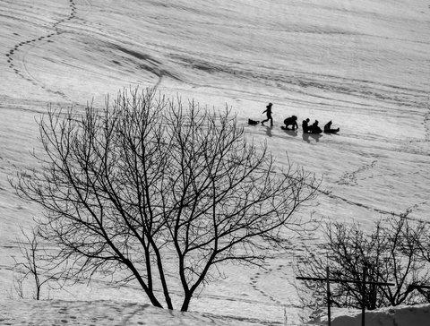 Giochi sulla neve