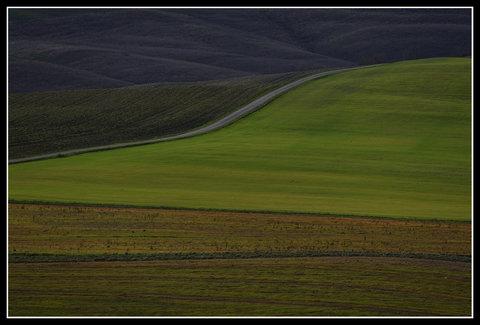 Val d'Orcia....Colori