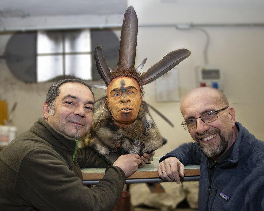 [reportage] Fabio Fogliazza, un artista al Museo