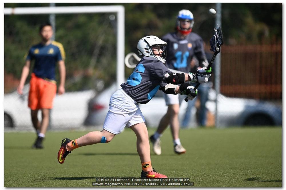 2019-03-31 Lacrosse - Painkillers Milano-Sport Up Imola 095.jpg