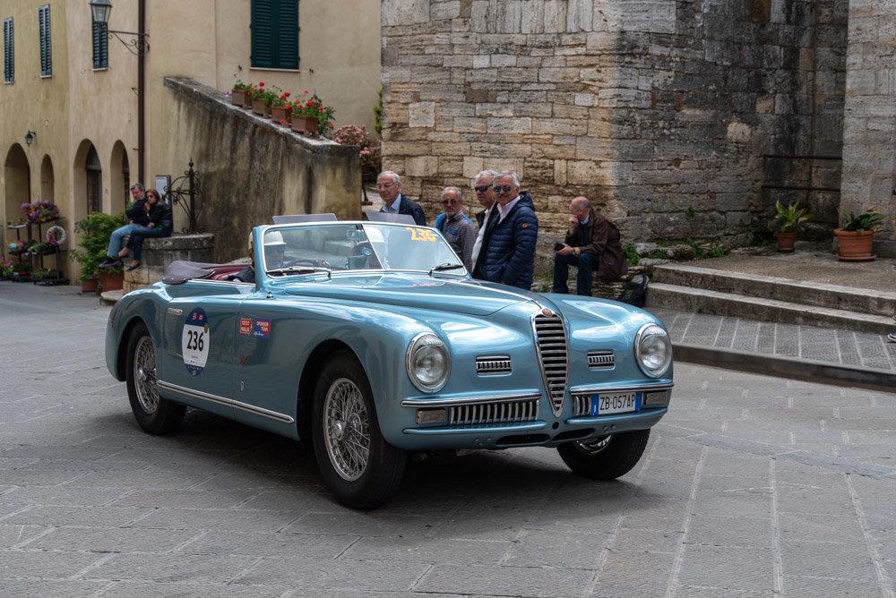 ALFA ROMEO 6C 2500 SS del 1949