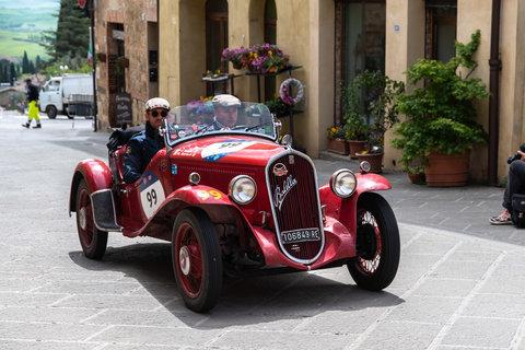 FIAT 508 S BALILLA SPORT COPPA ORO del 1934