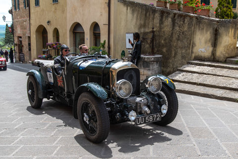 BENTLEY 4,5 LITRE SC del 1930