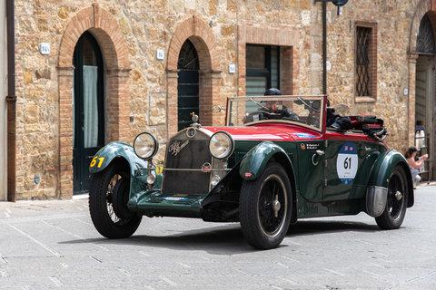 ALFA ROMEO 6C 1750 SS YOUNG del 1929
