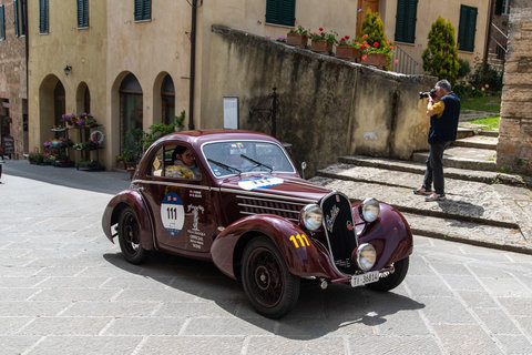 FIAT 508 CS BALILLA MM BERLINETTA del 1935