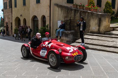 GILCO MARIAN FIAT 1100 SILURO del 1948