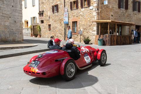 GILCO MARIAN FIAT 1100 SILURO - 1948
