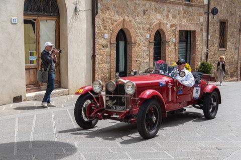 ALFA ROMEO 6C 1500 SS MM del 1928