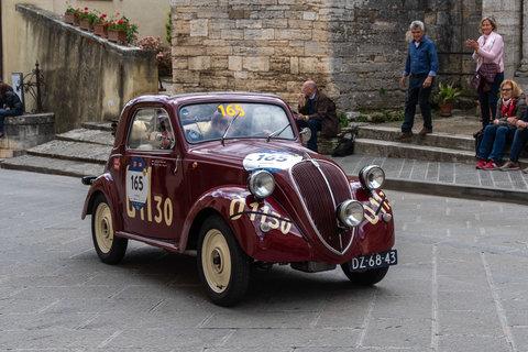 FIAT 500 B TOPOLINO del 1949