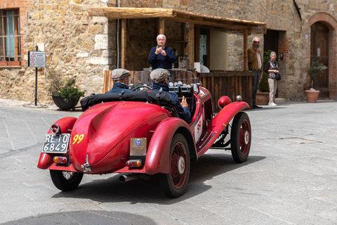 FIAT 508 S BALILLA SPORT COPPA ORO - 1934
