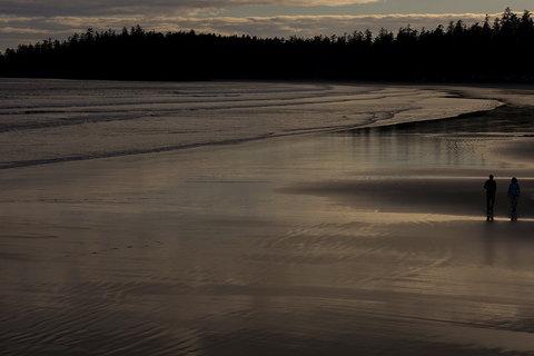 Long beach Canada