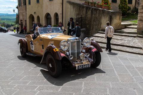 LAGONDA LG 45 RAPIDE del 1937