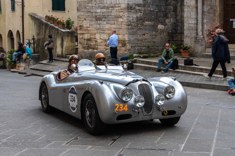JAGUAR XK120 M COMPETITION del 1952