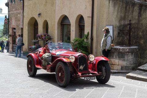 ALFA ROMEO 8C 2300 SPIDER TOURING del 1933